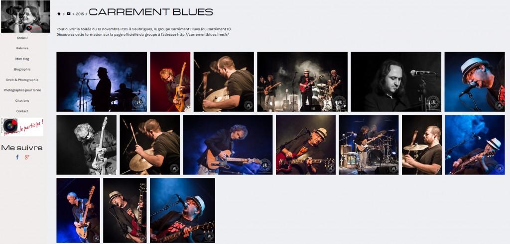carrement blues