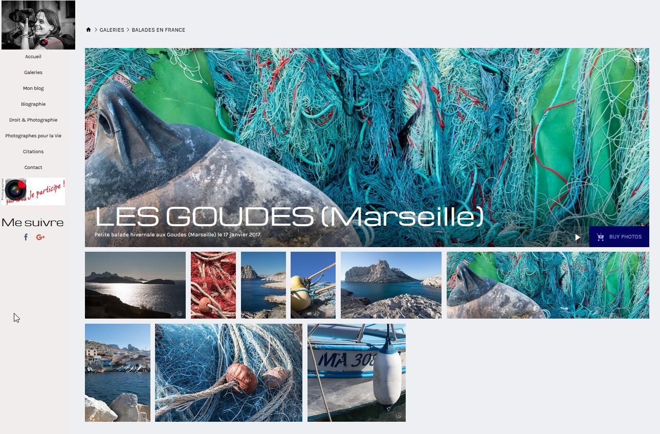 Les goudes - galerie